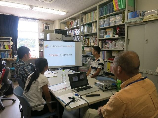 H29高校生講座 内山先生