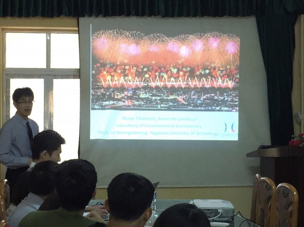 ベトナム国家農業大学2
