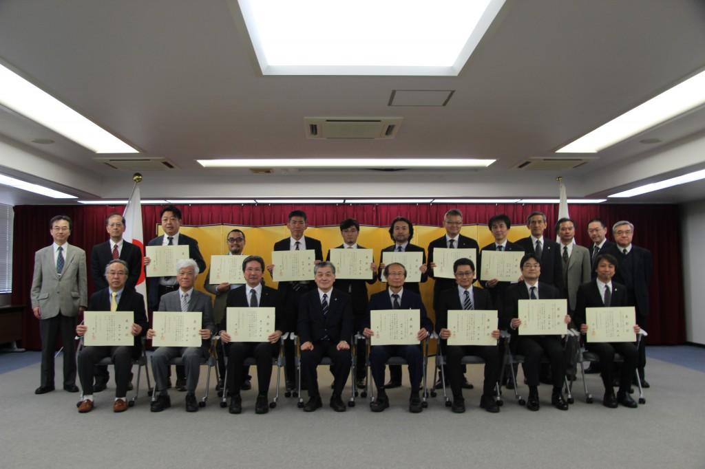 H30研究産学官連携活動受賞