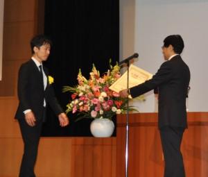 農芸化学奨励賞 表彰式